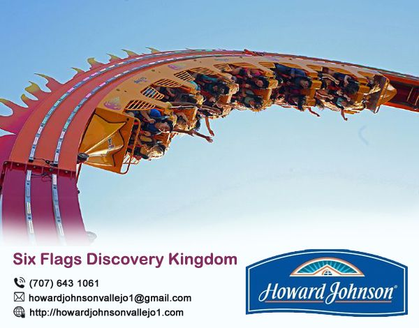 We offer best & attractive #Six_Flags_Discovery_Kingdom package. Visit At:- http://bit.ly/2xuT4Bg