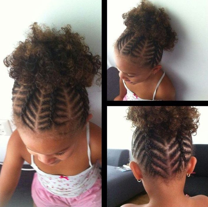 Easy Braided Updos For Shoulder Length Hair : Best 25 little mixed girl hairstyles ideas on pinterest styling