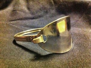 spoon bracelet by Deddle