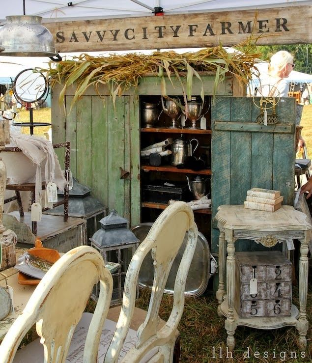 1000 Images About Salvage Ideas On Pinterest: 1000+ Images About Amazing Antique & Junk Booths On