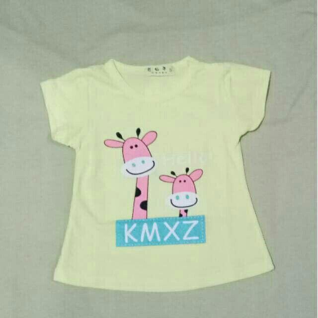 Temukan dan dapatkan Kaos anak motif jerapah hanya Rp 30.000 di Shopee sekarang juga! http://shopee.co.id/nuraini.umaiyah/226164872 #ShopeeID