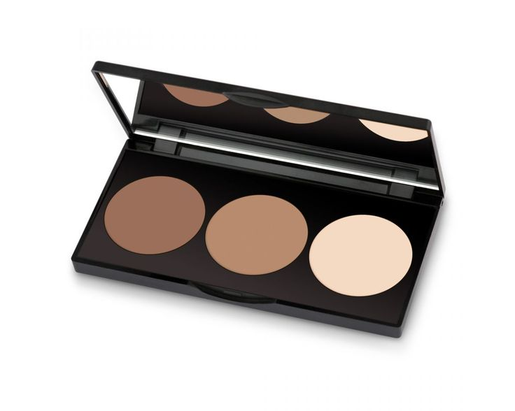 Contour Powder Kit - Paleta do konturowania - Golden Rose