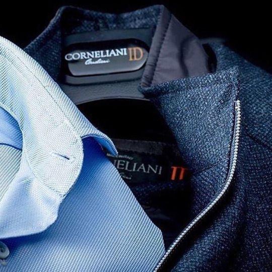 Fall/Winter 2016/17 collection: http://www.incrocio.gr/en/clothing/?designer=corneliani  #corneliani
