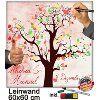 #Galleryy #weddingtree #Fingerabdruckbaum #Gäste #Hochzeit