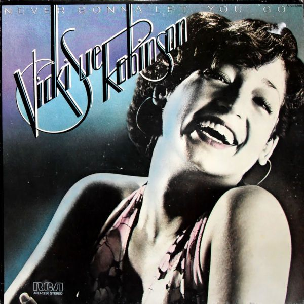 Vicki Sue Robinson - Never Gonna Let You Go (Vinyl, LP, Album) at Discogs