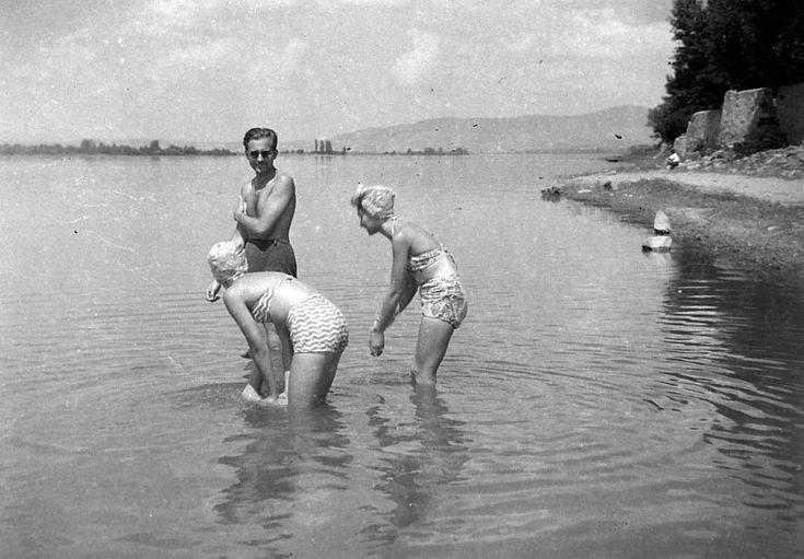 strandfürdő- 1943