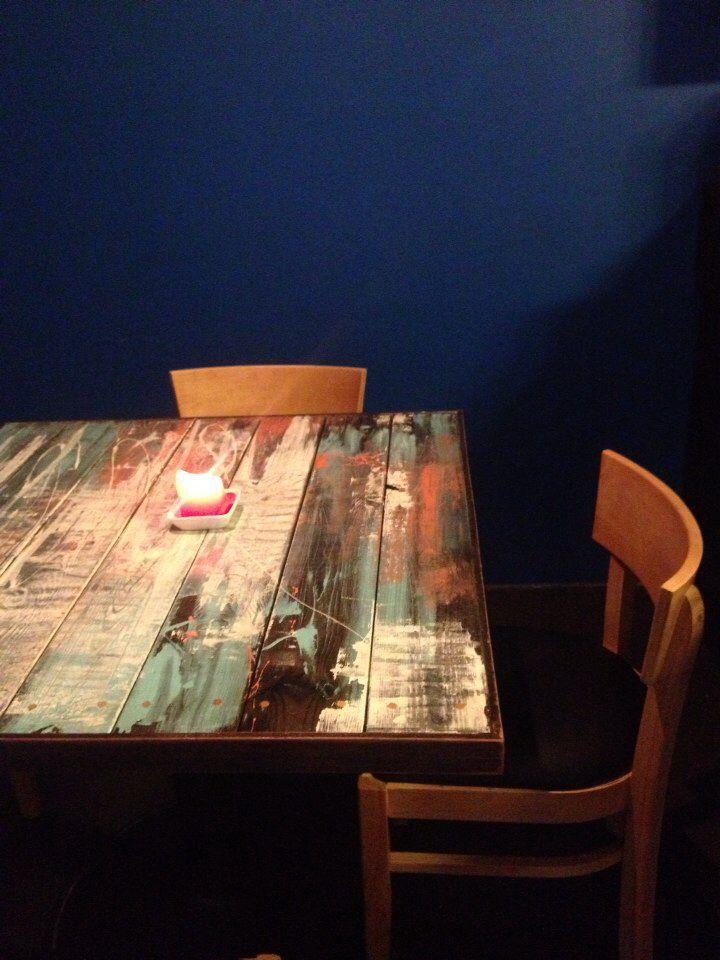 공간 세팅 (테이블)