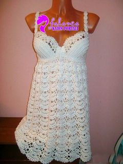 Zurbahan Blog: Crochet dress free pattern