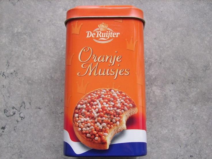 Oranje Muisjes