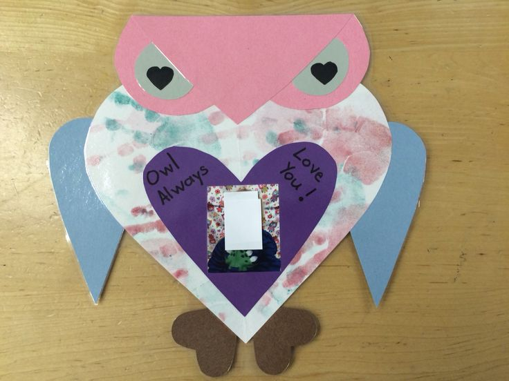 Toddler Valentines Crafts I Love You To Pieces