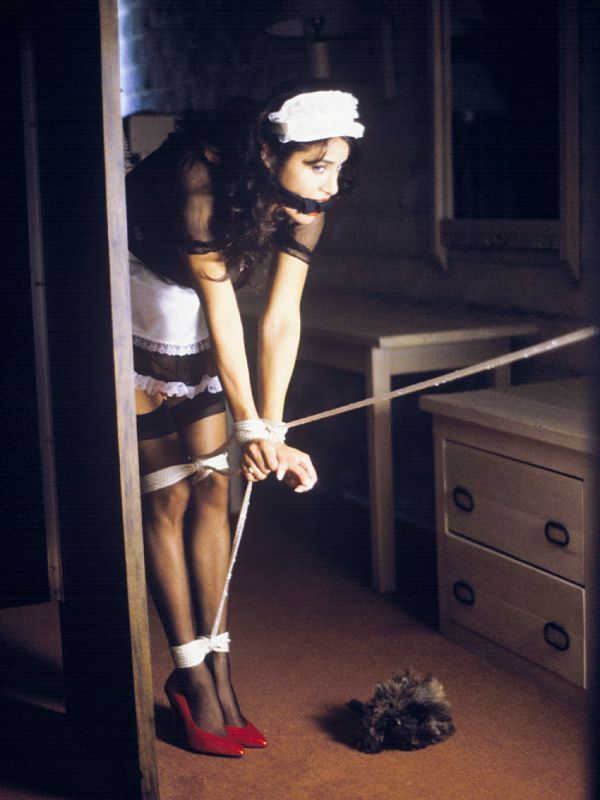 Bdsm maid slave