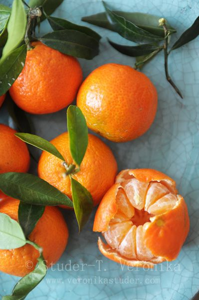 Clementines eaten out of hand...there really isn't a better recipe is there?
