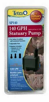 Pond Statuary Pump 140gph