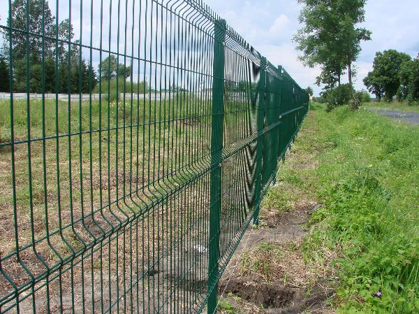 green welded wire gate - Google Search