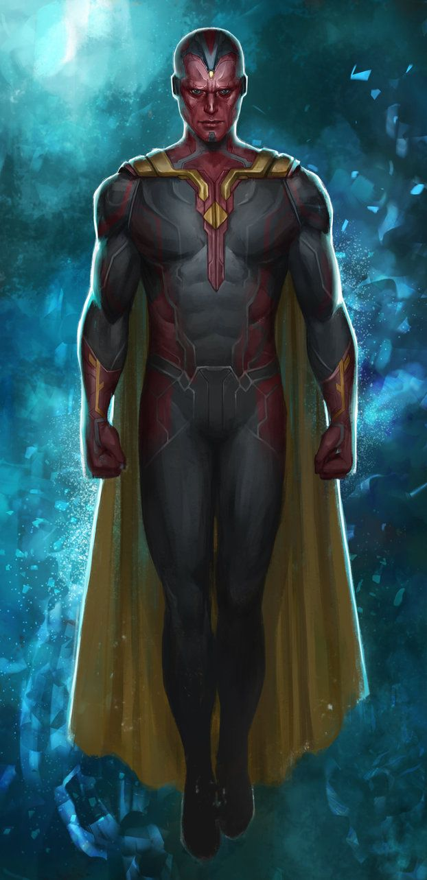 Vision by JujuFei on DeviantArt