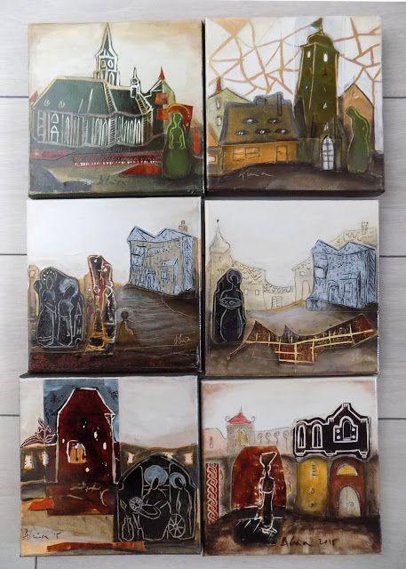(un)intentional contemporary art in Transylvania: 20x20 cm painting format