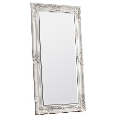 Hilford Leaner Cream Wall Mirror -  - SHINE MIRRORS AUSTRALIA - 1
