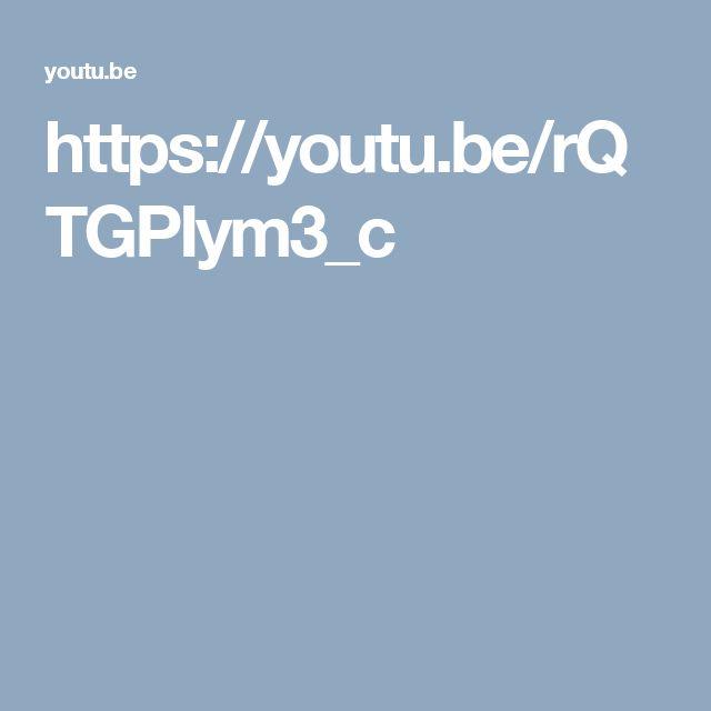 https://youtu.be/rQTGPIym3_c