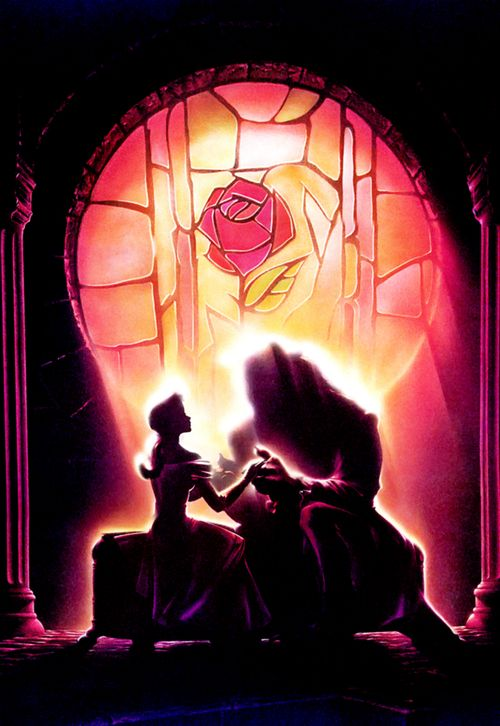 *BELLE & THE BEAST/ADAM ~ Beauty and the Beast, 1991