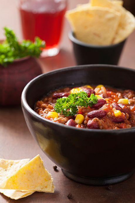 Børnevenlig chili con Carne uden chili ... mums!