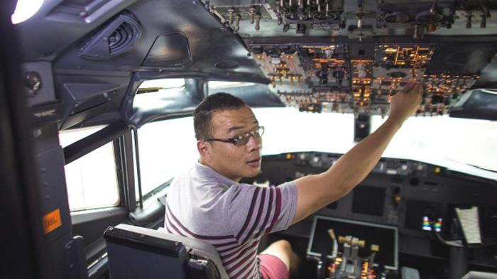 Eks Pesawat Batavia Air - Pindah Rumah Boeing 737 ke Tiongkok Butuh Rp 70 M…