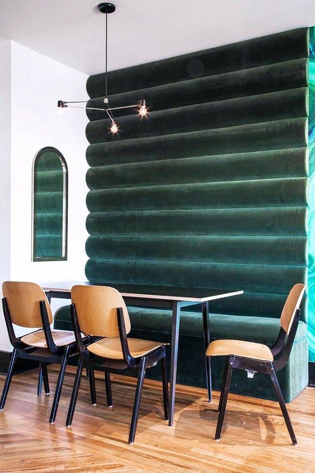 1000 Ideas About Restaurant Banquette On Pinterest
