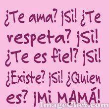 Las mamas son amor incondicional! http://www.youtube.com/watch?v=CLNK_pBclhg=youtu.be #Mamá