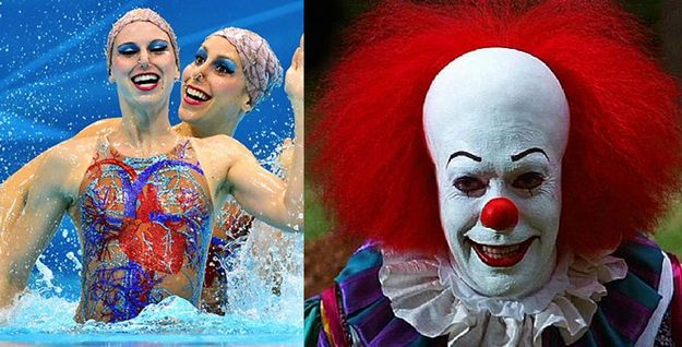 The 20 Best Doppelgangers Of The 2012 London Olympics