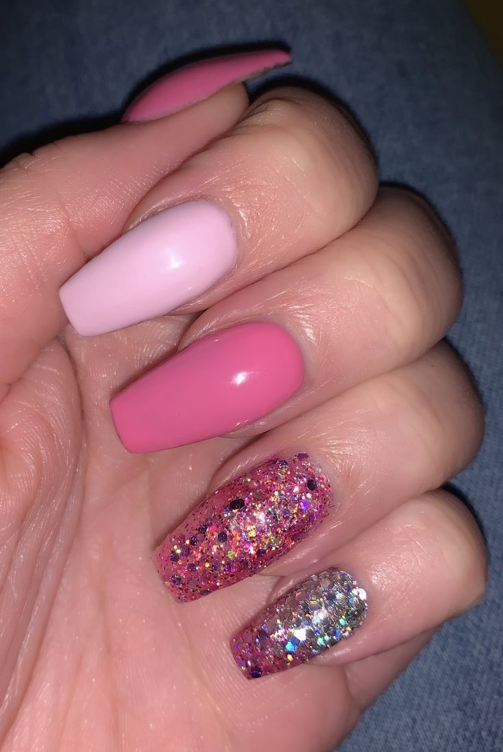 Love My Barbie Pink Nails Credit Jr Nail Design Colchester Barbie Pink Nails Pink Nails Nails