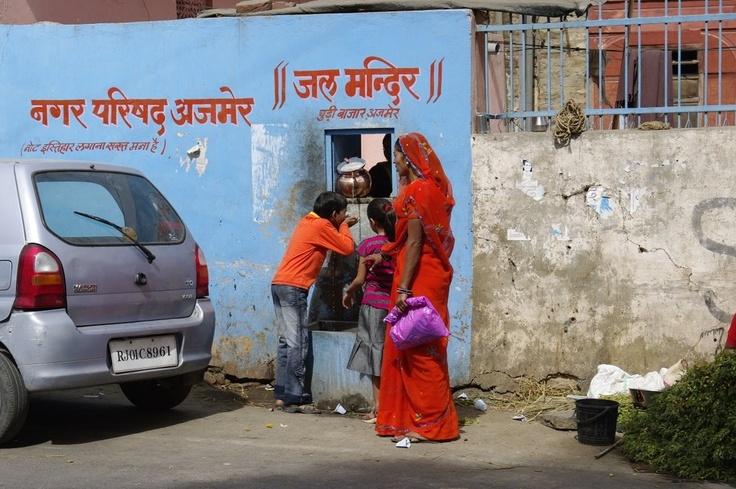 Ajmer. Inde. (c) Thomas Sagory www.du-ciel.com