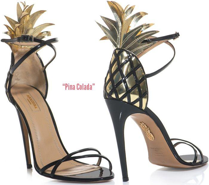 Aquazzura Spring 2013 Piña Colada Sandal - Buy Online - Designer ...