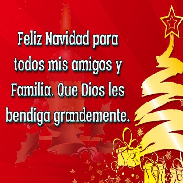Imagenes De Feliz Navidad Para Mis Amigos Bendiga Imagenes De Feliz Navidad Frases De Navidad Para Amigos Frases De Feliz Navidad