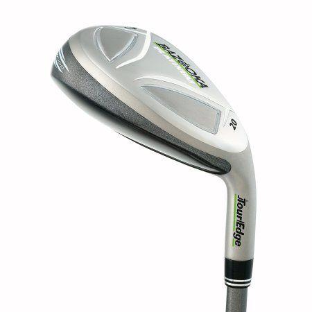Bazooka Ladies Right Hand Platinum Golf Iron Wood 30 Degree Loft, Gray
