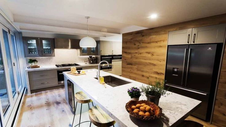 The Block Triple Threat Kitchen Week: But Neale thought it was packed with personality.
