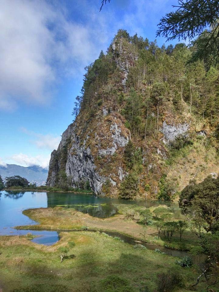 Laguna de Magdalena, Chiantla - Huehuetenango - Cortesía de: Israel Isaac Escobedo Sanchez - Cortesía de: Luís Fernando Escobedo Castillo