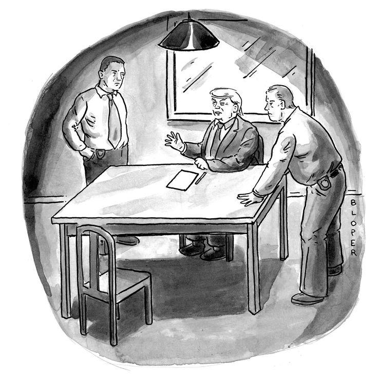 Daily Cartoon: Thursday, January 25th | The New Yorker
