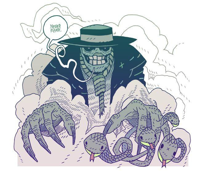 387 Best Dan Hipp Images On Pinterest  Comics, Campfire -3348
