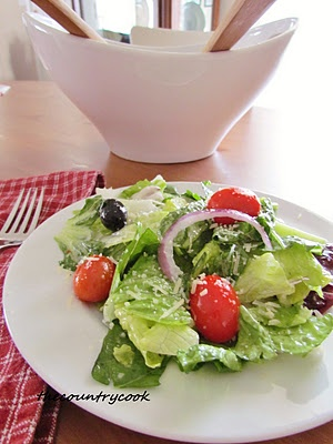 14 Best Images About Dinner Ideas For Vbs Chruch On Pinterest Olive Garden Salad Traditional