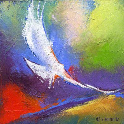 Prophetic Art Retreat | susan b kemnitz | sweet tweets at Radiant Light Studio Arts