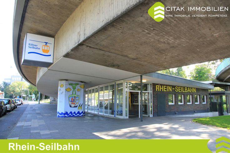 Köln-Riehl-Rheinseilbahn