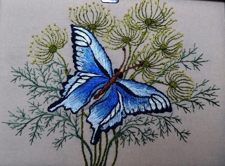 Les 3610 meilleures images propos de embroidery sur pinterest broderie - Society linge de maison ...