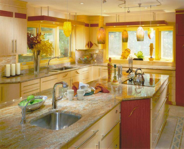 sunflower kitchen decor sunflower kitchen decor marble countertop gorgeous sunflower kitchen - Sunflower Kitchen Design Ideas
