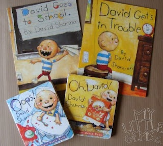 David books for expected and unexpected behavior