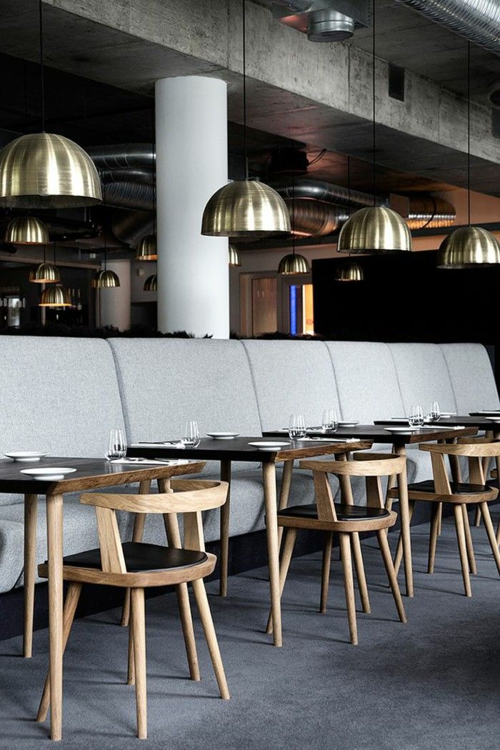 Dining chairs from wood