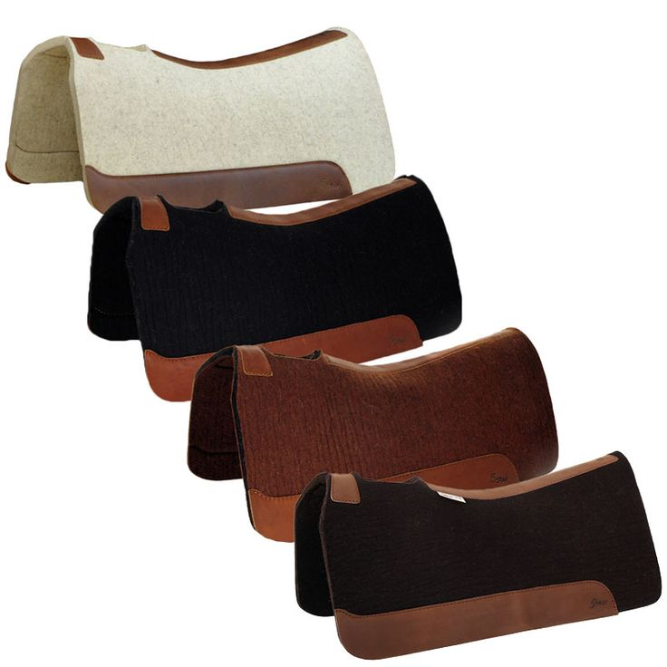 "5 Star ""The All-Around"" Saddle Pad 30""L x 30""D *free gift*"