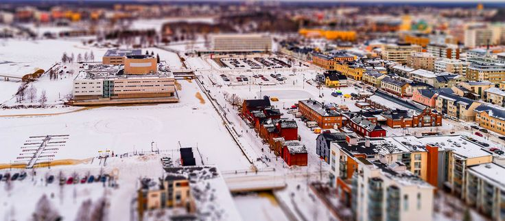 Market Square, Oulu Finland | by arto häkkilä