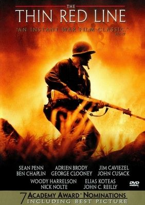 The Thin Red Line (1998) movie #poster, #tshirt, #mousepad, #movieposters2