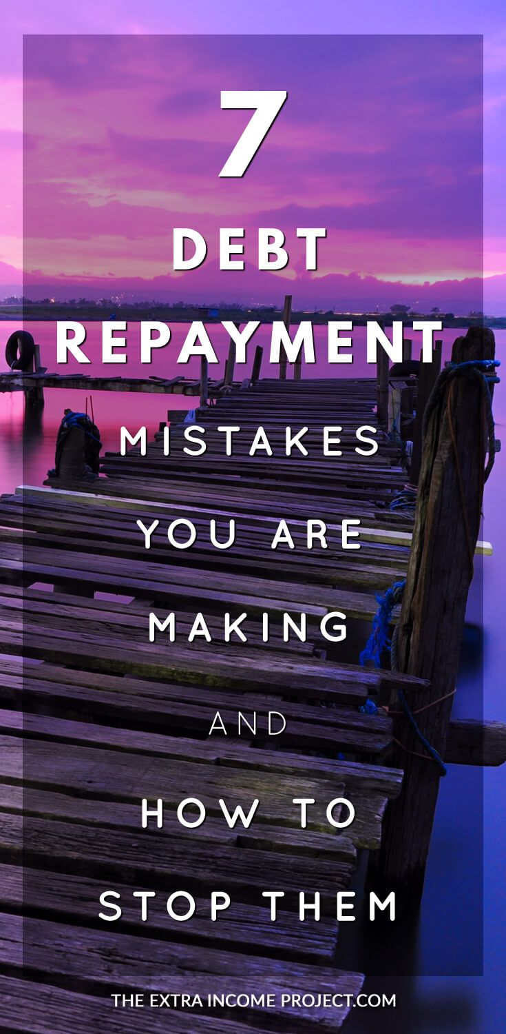 If you want to be debt free? Check out 7 Debt Repayment Mistakes You Are Making and How to Stop Them! This post will help you understand budgeting so you can pay off debt fast and budget the right way.