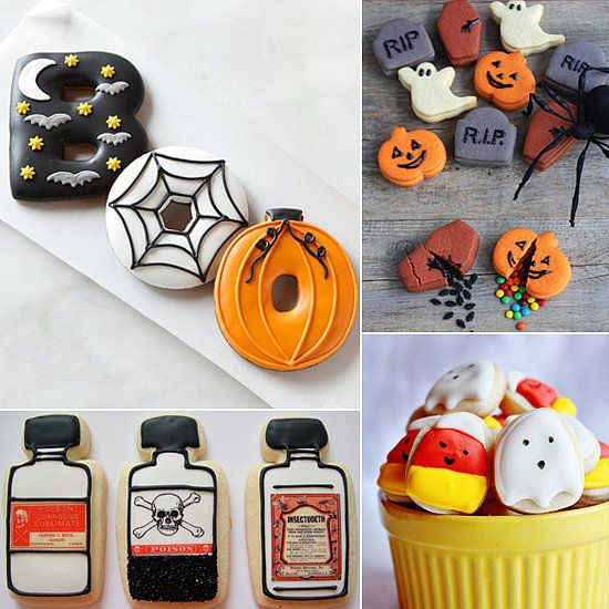 21 of the Most Boo-tiful Halloween Cookies