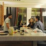 Cafe Bar - HOTEL AUGUSTOS  DESIGN BY GRAMMIKI A
